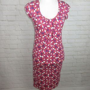 Boden women's size 2 Pink and Purple Dress